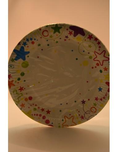 ASS.MELI MELO ANNIV.23CM X6 - Cuisines & Vaisselles
