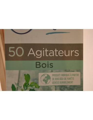 AGITATEUR EN BOIS U MAI.X50 - Cuisines & Vaisselles