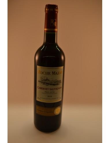 PAYS/OC SAUV.RGE MAZET18 75CL - Vins & Champagne