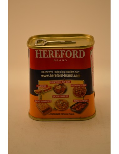 200G CORNED BEEF 7 OZ HEREFORD - Conserves & Bocaux