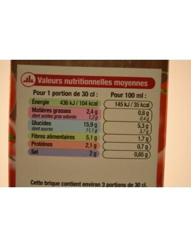 1L BK VELOUTE AUX TOMATES U - Soupes & Croutons