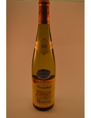 75CL ALSACE RIESLING BLC U - Vins & Champagne