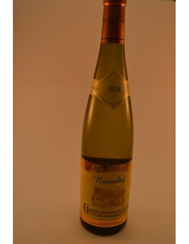 75CL GEWURZTRAMINER BLC U - Vins & Champagne