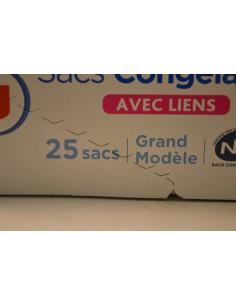 SACS CONGELATIONS U GM ST.X25 - Accessoires ménagers