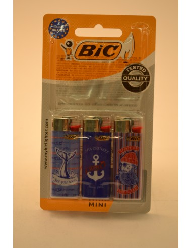 X3 BRIQUETS MINI DECOR J25 BIC - Accessoires ménagers