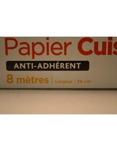 PAPIER SPECIAL CUISSON U 8M - Accessoires ménagers