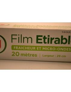FILM ETIRABLE 2EN1 U 20 METRES - Accessoires ménagers