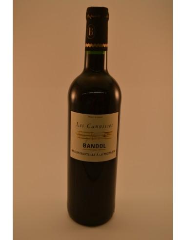 BANDOL RG LES CANNISSES18 75CL - Vins & Champagne