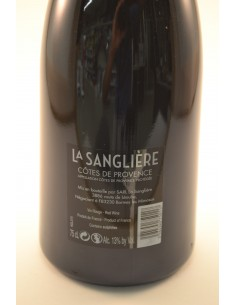 """SANGLIERE \\""""S\\"""" ROUGE - Vins & Champagne"""
