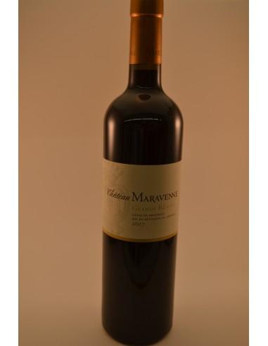 CH MARAVENNE GD RESERVE ROUGE - Vins & Champagne