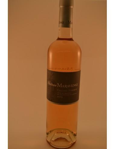 CH MARAVENNE GD RESERVE ROSE - Vins & Champagne