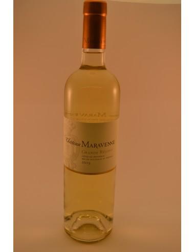 CH MARAVENNE GD RESERVE BLANC - Vins & Champagne