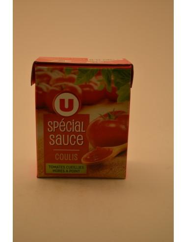 390G SPECIAL SAUCE COULIS U - Sauces