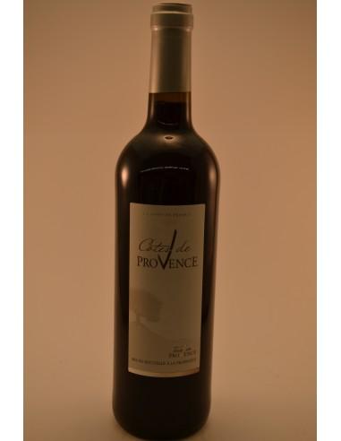 TERRE EN PROVENCE ROUGE AOP COTES DE PROVENCE - Vins & Champagne