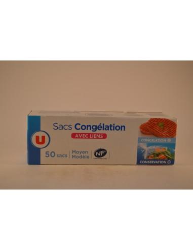 SACS CONGELATIONS U MM ST.X50 - Accessoires ménagers