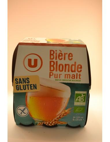 BIER.BLD S.GLUTEN U5,5° 6X25CL - Bières