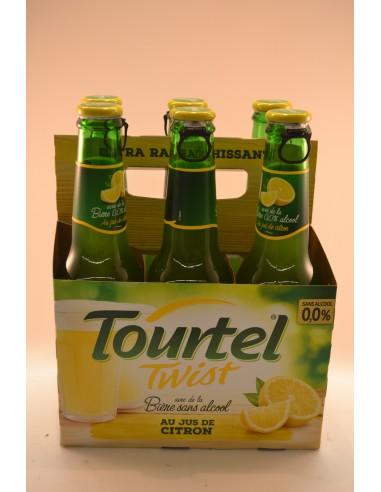 6X27.5CL TOURTEL TWIST CITRON - Bières