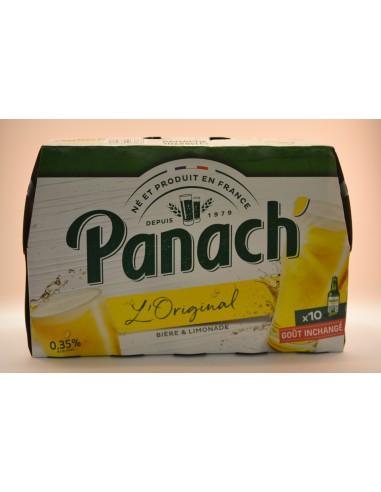 PANACH PACK BLE 0,45° 10X25CL - Bières