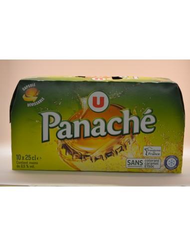PANACHE U 0,5°PACK BTL 10X25CL - Bières