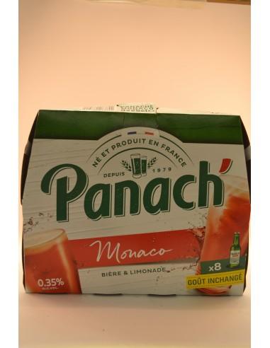 MONACO DE PANACH BLE 0,45° X8 - Bières