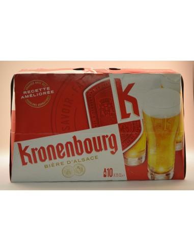 10X25CL PACK BIERE KRONENB 4°2 - Bières