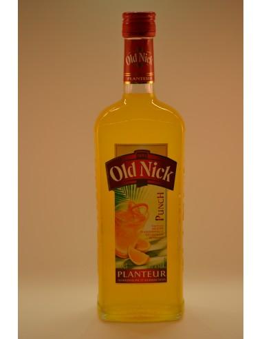 COCKT.PLANTEUR OLD NICK16°70CL - Alcools apéritifs & digestifs