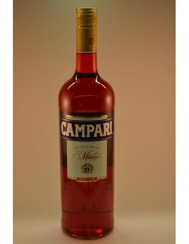 100CL CAMPARI 25° - Alcools apéritifs & digestifs