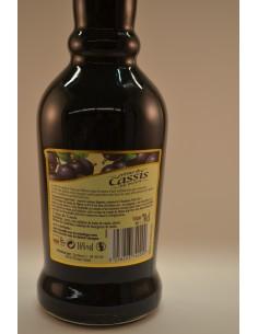 70CL CREME DE CASSIS 16° U - Alcools apéritifs & digestifs