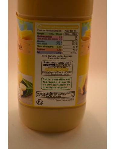 FRUITS GOURMANDS BANANE U 1L - Jus de fruits & Légumes