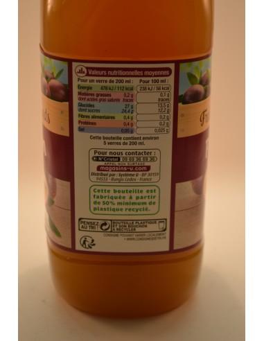 1L NECTAR PASSION U - Jus de fruits & Légumes