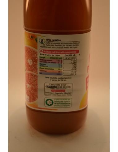 PUR JUS PAMPLEM./ROSE U PET 1L - Jus de fruits & Légumes