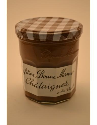 370G CHATAIGNES  BONNE MAMAN - Petits déjeuners