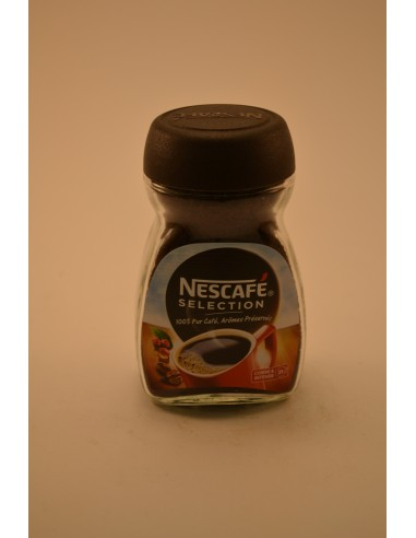 POT 50G NESCAFE 65,11,3ECTION - Cafés