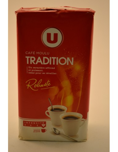 250G CAFE TRADITION MOULU U - Cafés