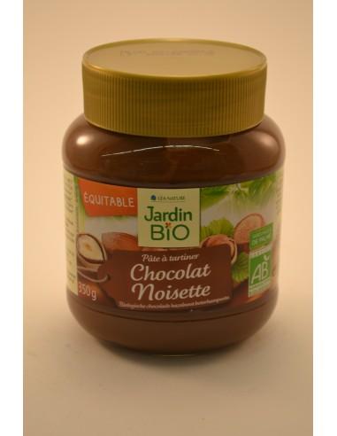 JB PATE TARTI NOISETTE BIO350G - Chocolats