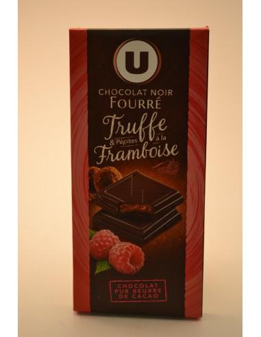 150GCHOCO.NR FOURRE FRAMBOIS.U - Chocolats