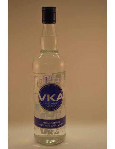 70CL VODKA 37.5° U - Alcools apéritifs & digestifs