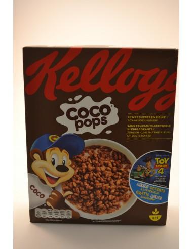 350G CER.COCO POPS KELLOGG S - Poudres chocolatées