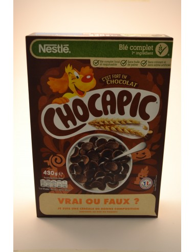 430G CHOCAPIC CEREALES - Poudres chocolatées