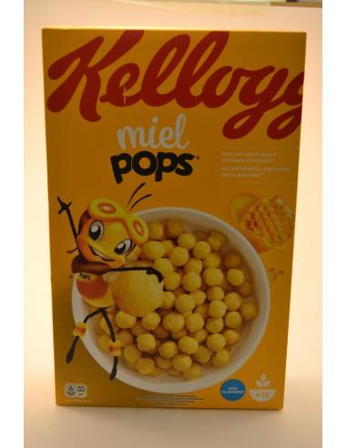 400G MIEL POPS    KELLOGGS - Poudres chocolatées