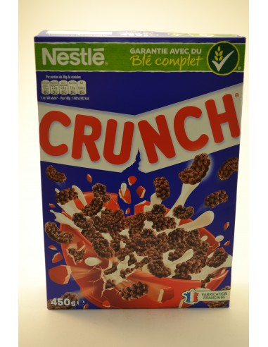 450GRS CEREALES CRUNCH - Poudres chocolatées