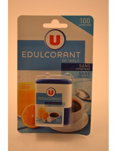 EDULCORANT U BTE 100 COMPRIMES - Sucres & farines