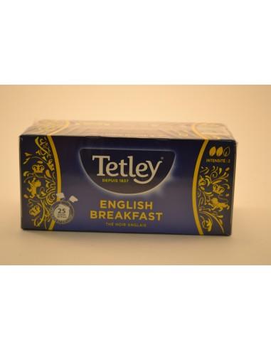 25 ST THE TETLEY ANGLAIS - Thés