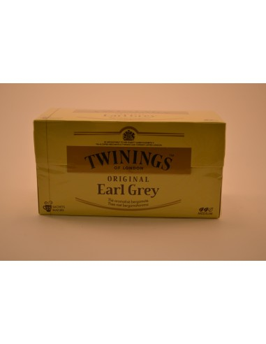 25ST THE EARL GREY TWINNINGS - Thés