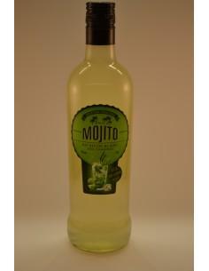 70CL COCKTAIL MOJITO 15° U - Alcools apéritifs & digestifs
