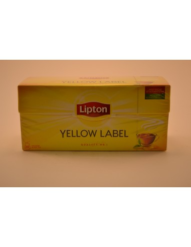 30 SACH THE LIPTON YELLOW - Thés