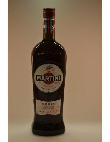 MARTINI ROSSO 14,4° 1L - Alcools apéritifs & digestifs