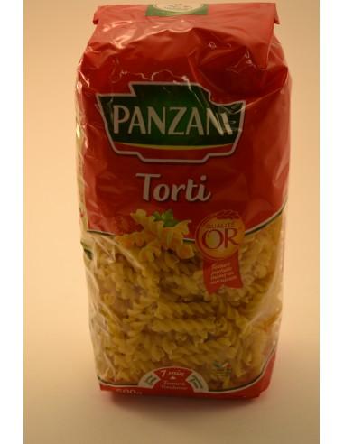 500G TORTI      PANZANI - Pâtes - Riz & Féculents
