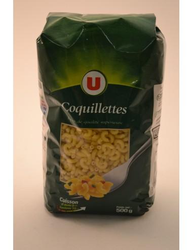 500G COQUILLETTE Q.S.CELLO U - Pâtes - Riz & Féculents