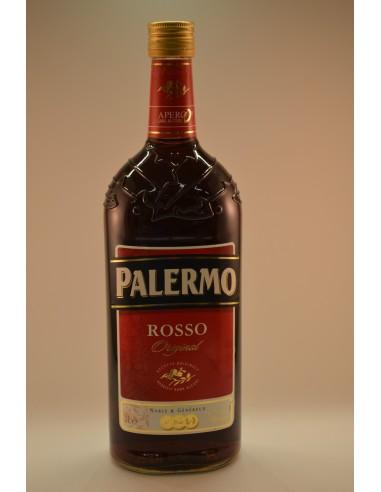 1L PALERMO SANS ALCOOL ROUGE - Alcools apéritifs & digestifs